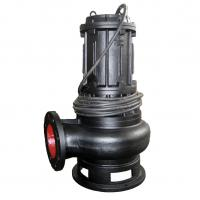 China 2 inch 3 inhc 4 inch 5 inch Vertical movable type Non-clogging Sewage Pump/ submersible sewage pump on sale