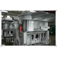 China Copper Horizontal Continuous Casting Machine Customized For Rod - Wire Billets wholesale