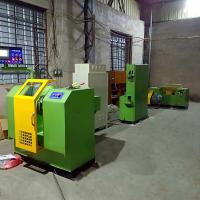 China Welding Wire Precision Rewinding Compact Coiling Machine Layer Winding Type wholesale
