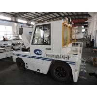 China High Power Airport Tow Tractor , Ground Support Equipment Two Tug Linde Fork wholesale