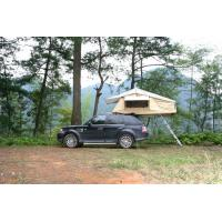 China Durable 4 Person Roof Top Camper Tent , Pop Up Tents That Go On Top Of Trucks wholesale