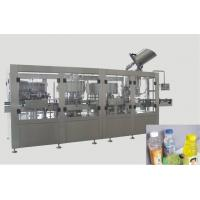 China HAG series full automatic pulp juice filling line wholesale