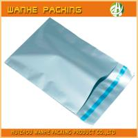 China Tamper proof LDPE polythene mailing bags,courier packaging envelopes on sale