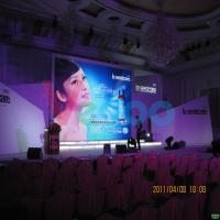 China P7.62 Indoor Full Color LED Display LED Screen Billboard 1R1G1B / SMD3528 White Lamp wholesale