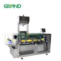 China Suspension pesticide fertilizer plastic ampoule forming filling sealing machine wholesale