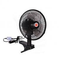 China Plastic Back Guard Automotive Cooling Fans With 2 - Speed Switch wholesale