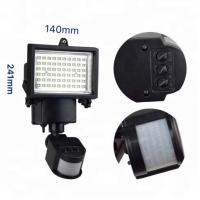 Buy cheap Ultra Bright Garden Solar Sensor Wall Light With 120 LEDS Operating About 6-8 from wholesalers