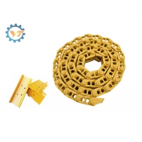Wear Resistant SH300 SUMITOMO Track Chain Link