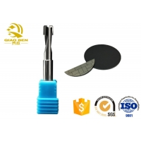 Buy cheap CNC Wo Flutes PCD End Milling Tools Jewellery Cutting Diamond Tools from wholesalers