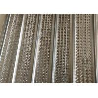 China 0.45m Width 21mm Rib Height Galvanized HY Rib Mesh  0.40mm Thickness wholesale