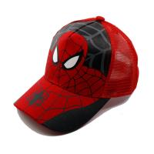 China Durable Kids Spider-man Baseball Cap Cool Design Toddler Boy Baseball Caps wholesale