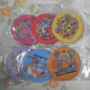 China 2013 Popular goods Promotional MDF Cork Coaster with customized Logo wholesale