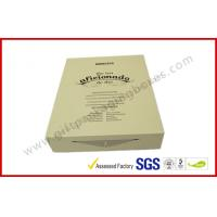 Buy cheap Rigid Board Magnetic Cigar Gift Box Square Printed Paper Finishing from wholesalers
