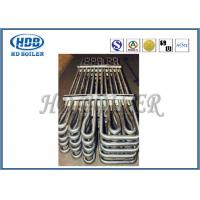 China Low Temperature Boiler Economizer H Finned Tube , Economiser In Steam Power Plant wholesale