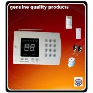 China Wireless house burglar alarm system wholesale