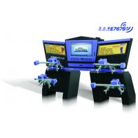 Computerized CCD 4 Wheel Laser Alignment Equipment With Global Vehicle Database
