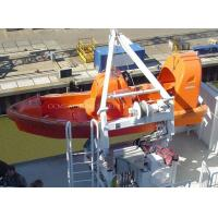 China Fast Rescue Boat with Single Arm Type Davit wholesale