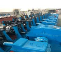 China PLC Control Sheet Roll Forming Machine , 18.5kw Sheet Metal Forming Equipment CE wholesale