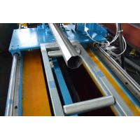 Buy cheap Galvanized Steel  60MM 70MM Octagon Pipe Shutter Door Roll Forming Machine High Speed Customized from wholesalers