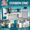 China wood machinery of wood lathe for wood funiture from COSEN CNC of China BINZHOU wholesale