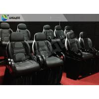 China 12-40 People 9D Movie Theater 9D Cinema Equipment With Electric System wholesale