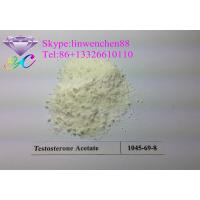 China Canada/USA Stock Good quality Testosterone acetate powder Testosterone bodybuilding steroid CAS: 1045-69-8 wholesale
