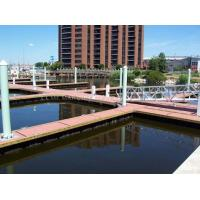 Buy cheap Foam-Filled Floating pontoons Hdpe plastic pontoon from wholesalers
