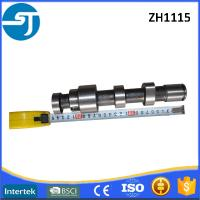 China Jianghuai ZH1115 agriculture diesel engine forging steel camshaft assy prices wholesale