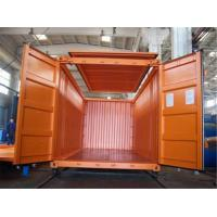 40OT  Used Open Top Containers Sale / Open Roof Container International Standards
