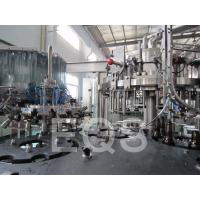China 330ml - 2000ml Glass Bottle Brew Beer Filling Machine 1000BPH Including Vacuum Pump wholesale