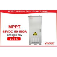 Buy cheap Off Grid DC Power Systems For Telecommunications Different Charging Mode from wholesalers