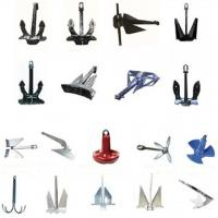 China Delta Hall Stockless Spek Bruce Steve AC-14 Danforth Admirality Marine Anchor wholesale