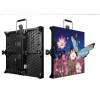 China Movable Super Slim P3.9 Rental LED Display Stability With Led Studio Software wholesale
