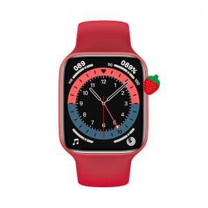 China Call Reminder Multifunction Smart Watch 200mah Battery wholesale