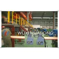 China Water Cooler Continuous Casting Machine Horizontal For Bronze Pipes wholesale