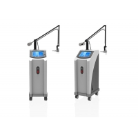 Buy cheap 40W RF Pipe 10600nm Co2 Fractional Laser Machine from wholesalers