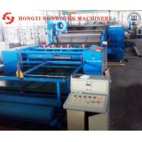 China Auto Non Woven Fabric Production Line For Pp Spunbond Nonwoven Fabric wholesale