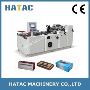 Buy cheap Tissue Paper Box Making Machine,Paper Bag Forming Machine,Paper Bag Making from wholesalers