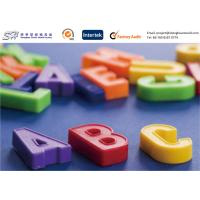 China OEM Manufactured Plastic Toy Components Injection Molding Factory wholesale