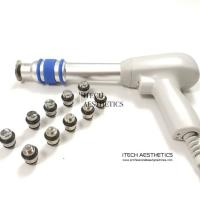 Buy cheap Air Compressor Pneumatic Shock Wave Therapy Machine Spare Parts Handpiece Handle from wholesalers