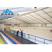 China Outside Corporate Pvc-Coated Polyester Textile Clear Span Sporting Event Tents TUV SGS BV wholesale