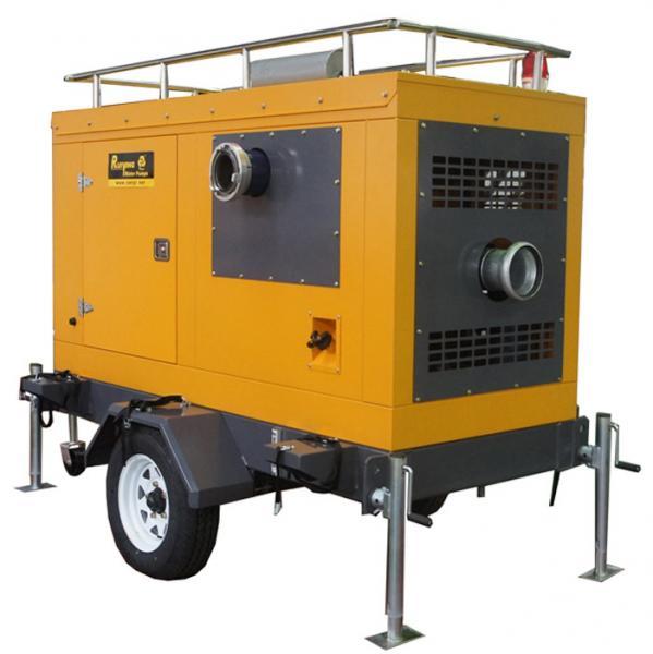 6 inch diesel irrigation water pump p type water pump for Diesel irrigation motors for sale