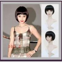 China Synthetic Human wigs wholesale