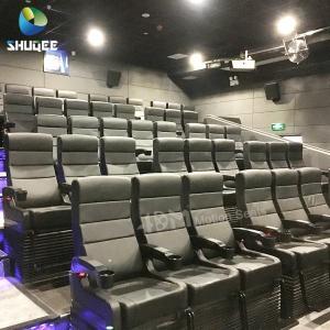 China 4D Motion Seats 7D Mini Cinema System Hall Amusement Park Equipment wholesale