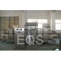China 5L PET Beer Bottle Filler Machine Linear Type SUS304 Material with PLC Controller wholesale