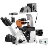 Buy cheap Inverted Fluorescence Led Digital Microscope A16.2615-L Binocular Wide Field from wholesalers