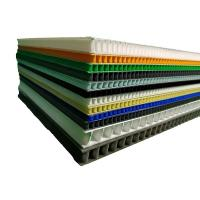 China Eco-Friendly PP Plastic Board/PP Corrugated Plastic Board/PP Hollow Sheet on sale