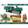 China Automatic Dog Snacks Injection Molding Pet Chews Machine / nutual dog food machinery wholesale