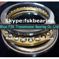 China Large Size 510/950 M  Single Direction Thrust Ball Bearing Brass Cage on sale