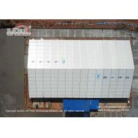 China Custom Aluminium Outdoor Temporary Tent For Epidemic Isolation / Emergency Medical Tent on sale